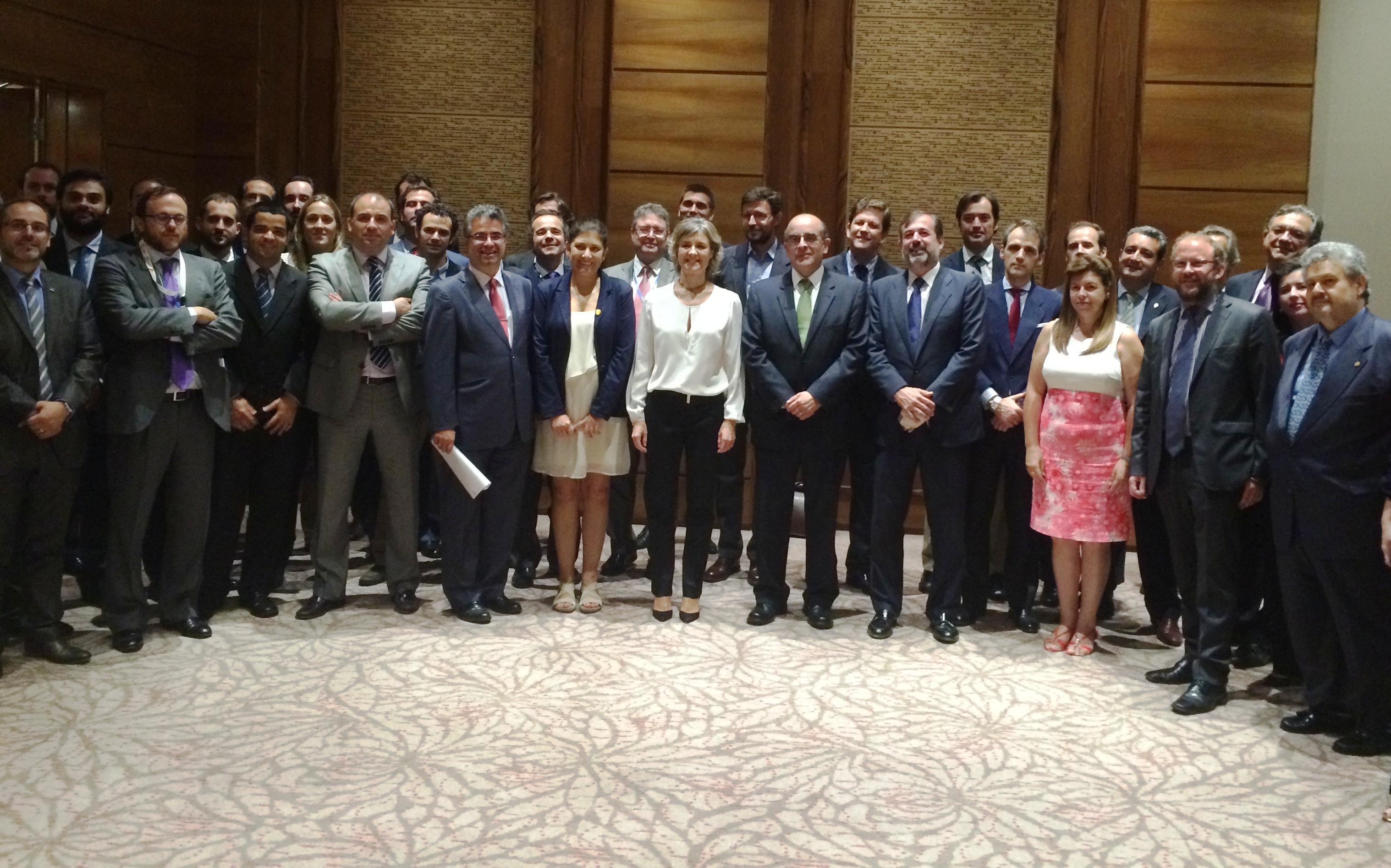 141210 Jornada ministra empresarios COP20 2_tcm7-357135