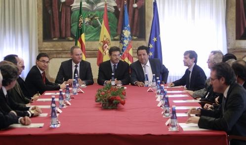 Catalá asegura que las próximas reformas legislativas y el uso masivo de las nuevas tecnologías agilizarán la gestión de la Justicia en Castellón