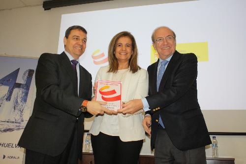 Fátima Báñez afirma que se han creado más de 1.600 empleos diarios en 2014