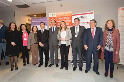 Alfonso Alonso reclama el compromiso de instituciones y fuerzas políticas para hacer frente a las enfermedades poco frecuentes