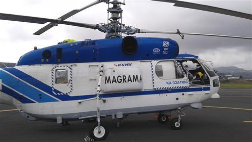 El Gobierno autoriza la contratación de 19 helicópteros para la lucha contra los incendios forestales