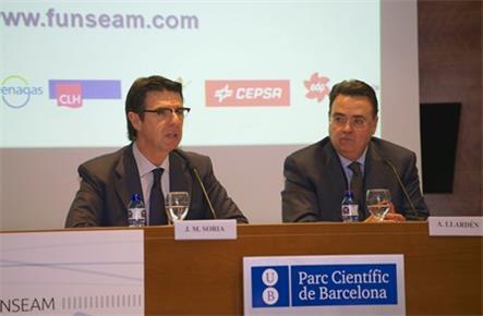 El ministro de Industria, Energía y Turismo inaugura el III Simposio Empresarial Internacional Funseam