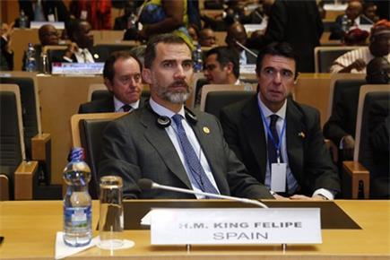 El ministro de Industria, Energía y Turismo acompaña al Rey Felipe VI a la Cumbre de la Unión Africana