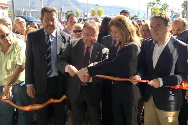 Báñez afirma que España lidera el crecimiento del empleo en la zona euro gracias al esfuerzo de todos