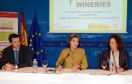 """Isabel García Tejerina clausura la Jornada de presentación """"El compromiso de las bodegas con la sostenibilidad"""""""