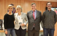 Paloma del Río recibe la medalla de oro de la Real Orden del Mérito Deportivo
