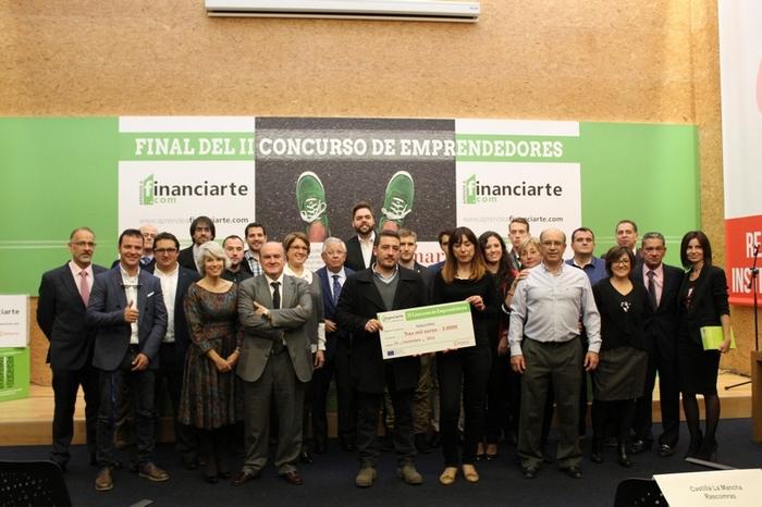 Rascomras gana el primer premio del Concurso de Emprendedores de la Cámara de España