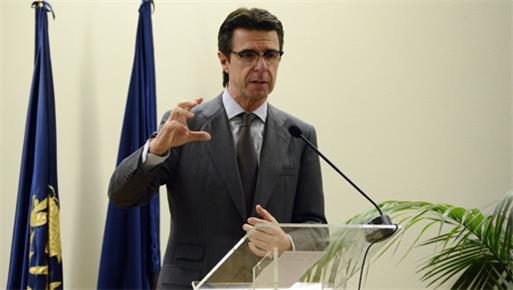 El ministro de Industria, Energía y Turismo, José Manuel Soria, participa en la jornada Pacto de Estado por la Industria. Horizonte 2020 PLUS