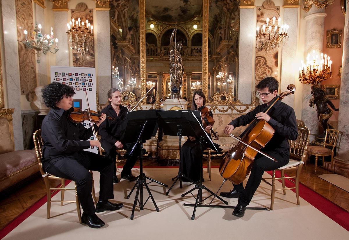 El proyecto MusaE llena de música los Museos Estatales
