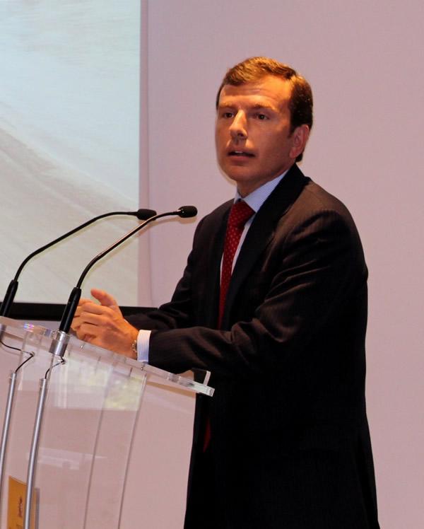 Saavedra destaca la colaboración del sector público y privado para lograr en esta Cumbre del Clima un cambio de modelo económico