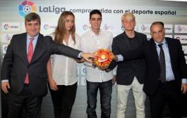 Paula Badosa y Nicola Kuhn firman un contrato de patrocinio con LaLiga y anuncian que competirán con España