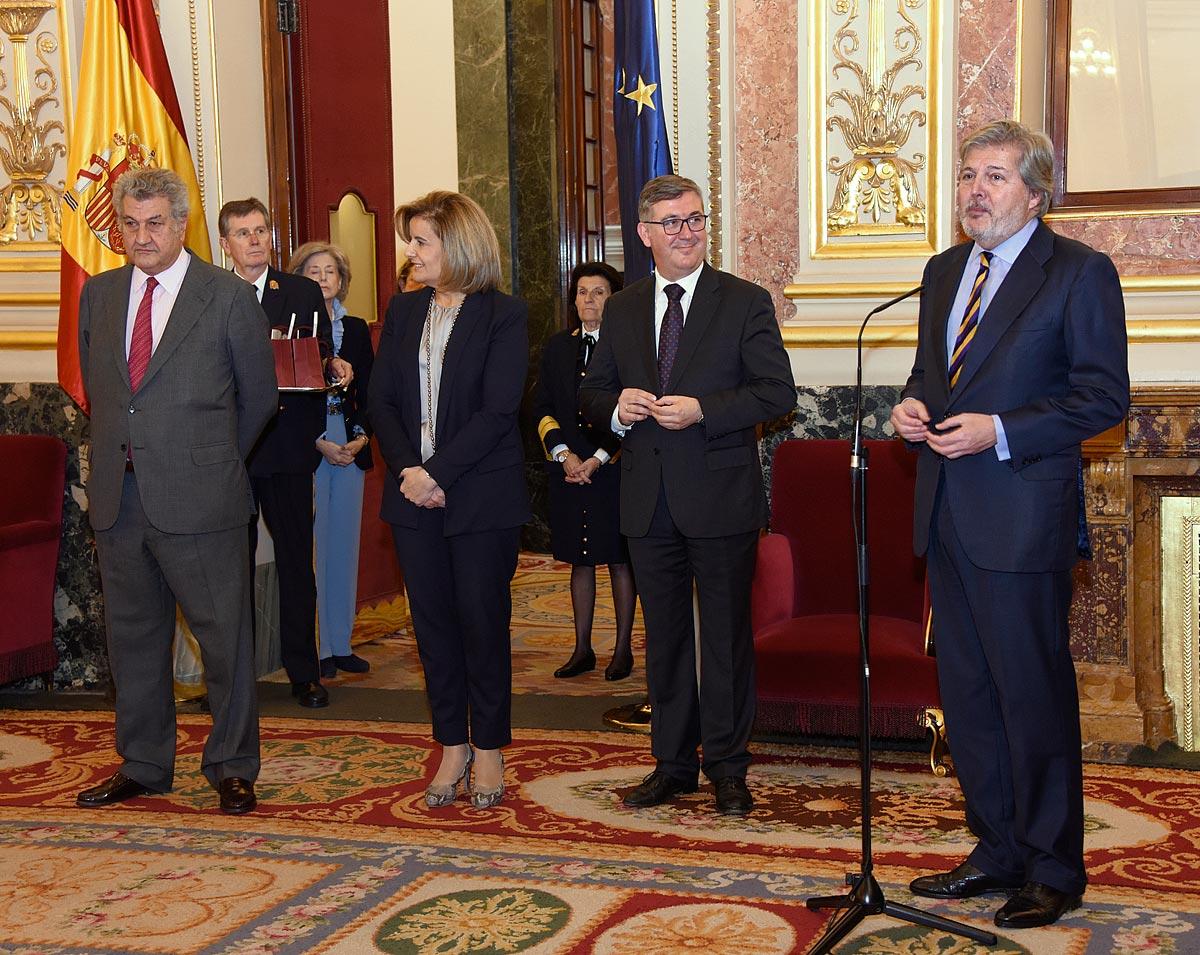 """Méndez de Vigo: """"La Constitución es la que marca las reglas del juego"""""""