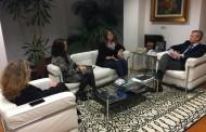 Xunta y Asociación Gallega de Terapeutas Ocupacionales se reúnen para estudiar la posibilidad de crear un Colegio Profesional