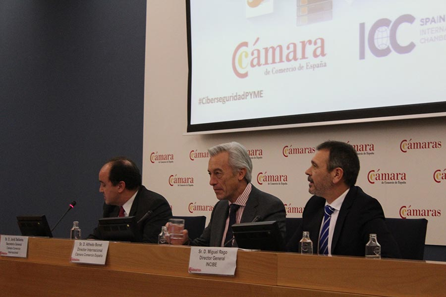"""Bonet: """"La ciberseguridad debería ser una prioridad para las empresas españolas"""""""