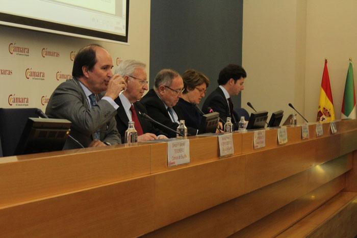 Iberia, Banco Sabadell, Endesa y Alstom España se incorporan a la Cámara de Comercio de España