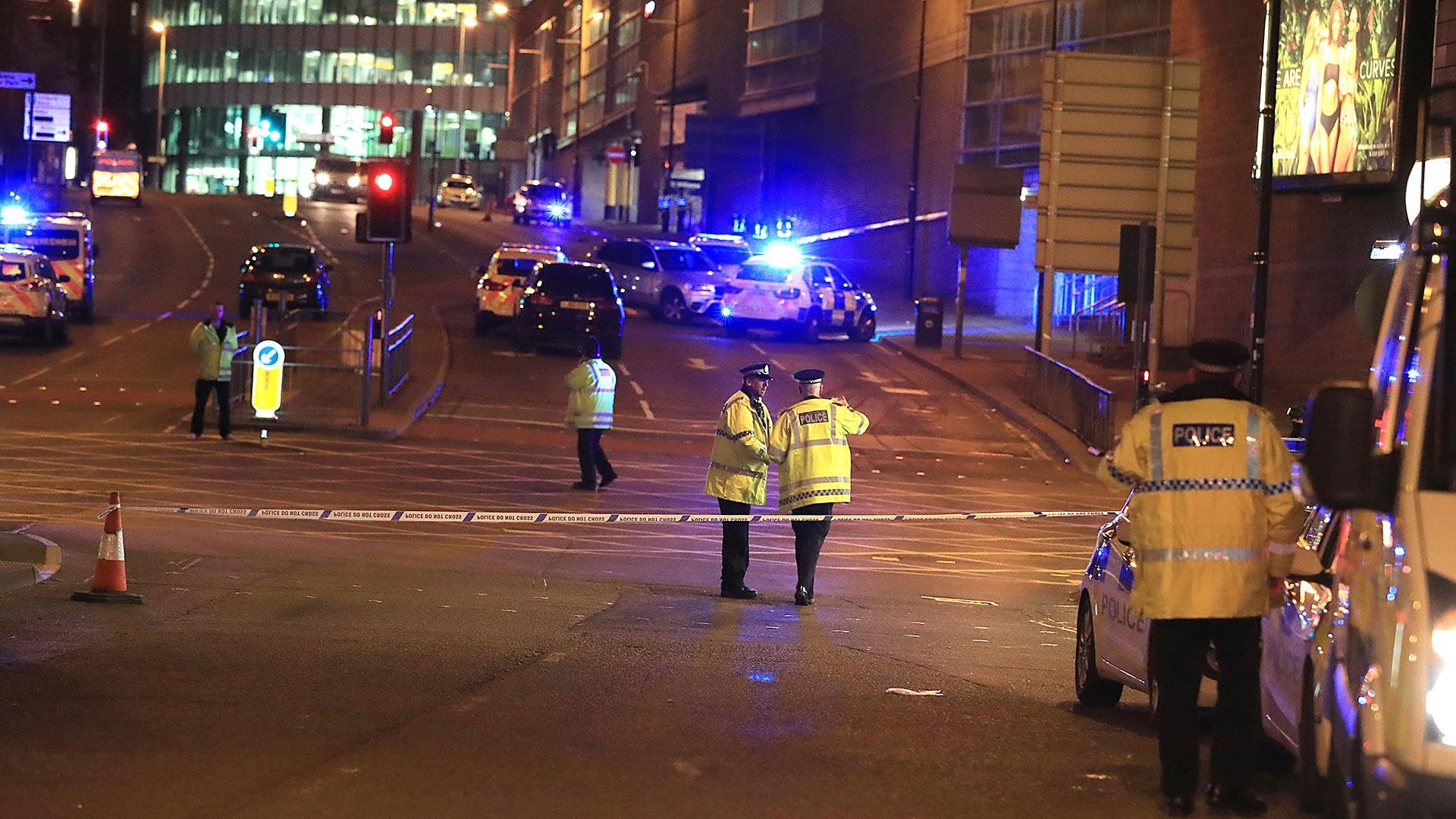 Últimas noticias sobre el atentado en el Manchester Arena.