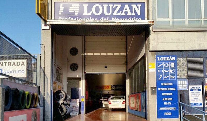 Louzan- A Coruña A Grela -
