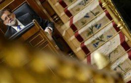 Moción de censura al Gobierno del PP. Rajoy contra las cuerdas.